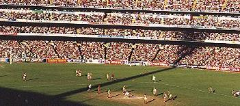 Aussie Rules at the G