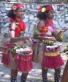 More Milne Bay Dancers