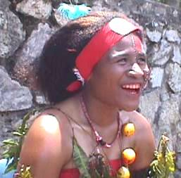 A Milne Bay Dancer