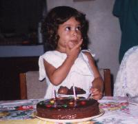 My birthday cake 1998 (7K)