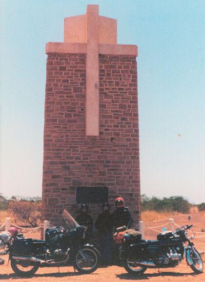 John Flynn Memorial