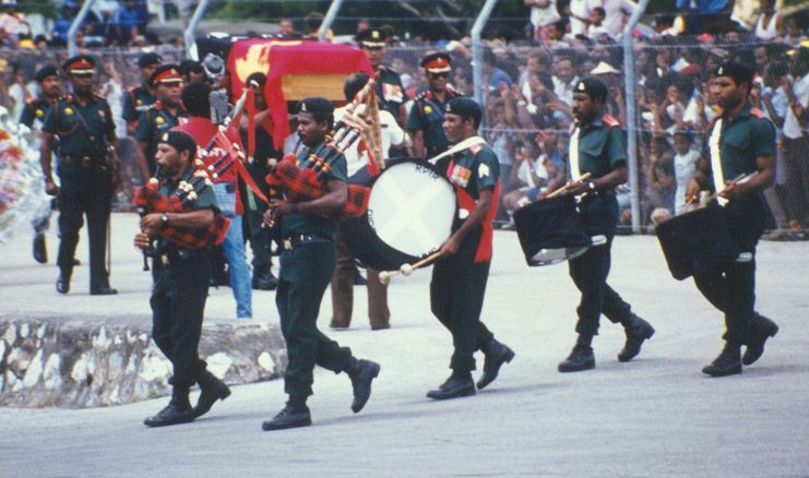 PNG Defence Force Band