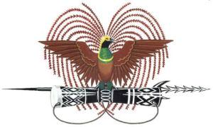 Papua New Guinea - National Emblem