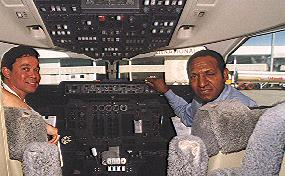 Managing Director of Air Niugini