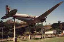 P2-ANQ - One of Air Niugini's first planes (7K)