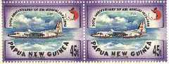 Air Niugini 45t stamp
